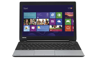 "Toshiba Satellite NB10t-A-102 2GHz N3510 11.6"" 1366 x 768Pixel Touch screen Metallico Computer portatile"