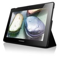 "Lenovo 888015800 10.1"" Custodia a libro Nero custodia per tablet"