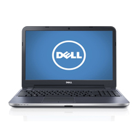 "DELL Inspiron 15R 1.6GHz i5-4200U 15.6"" 1366 x 768Pixel Touch screen Argento Computer portatile"