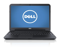 "DELL Inspiron 15 1.8GHz i3-3217U 15.6"" 1366 x 768Pixel Touch screen Nero Computer portatile"