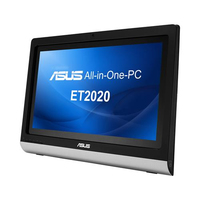 "ASUS ET 2020IUTI-B017K 2.8GHz i3-3220T 19.5"" 1600 x 900Pixel Touch screen Nero PC All-in-one"