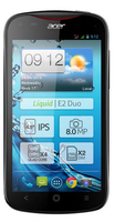 Acer Liquid E2 Duo Doppia SIM 4GB Nero