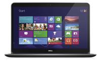 "DELL XPS 15 2.8GHz i5-4200H 15.6"" 1920 x 1080Pixel Touch screen Argento Computer portatile"