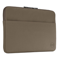 "DELL 325-BBCV 15"" Custodia a tasca Marrone chiaro borsa per notebook"