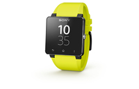 Sony SE20 Band Giallo Silicone