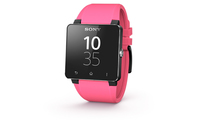 Sony SE20 Band Rosa Silicone