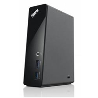 Lenovo 4X10A06700 USB 3.0 (3.1 Gen 1) Type-A Nero replicatore di porte e docking station per notebook