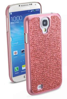 Cellularline BLINGCGALAXYS4P Cover Rosa custodia per cellulare