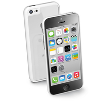 CUSTODIA PER APPLE IPHONE 5C BUMPER PLUS WHITE BUMPPLUSIPH5CW CELLULAR LINE