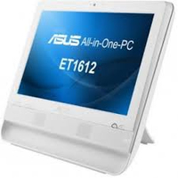 "ASUS ET 1612IUTS-W006M 1.1GHz 847 15.6"" 1366 x 768Pixel Touch screen Bianco PC All-in-one"