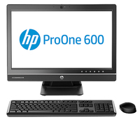 "HP ProOne 600 2.9GHz i5-4570S 21.5"" Nero PC All-in-one"