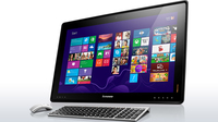 "Lenovo IdeaCentre Horizon 1.8GHz i5-3337U 27"" 1920 x 1080Pixel Touch screen Nero, Argento PC All-in-one"