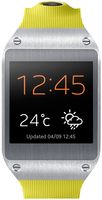 "Samsung GALAXY Gear 1.63"" SAMOLED 73.8g Acciaio inossidabile smartwatch"