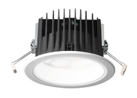 Toshiba LEDEUD00029D40 Interno Recessed lighting spot 46W Bianco faretto di illuminazione