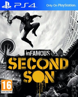 Sony inFamous: Second Son, PS4 PlayStation 4 videogioco