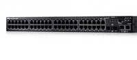 DELL PowerConnect 3548P Managed network switch L3 Fast Ethernet (10/100) Supporto Power over Ethernet (PoE) 1U Nero