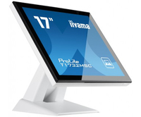 "iiyama T1732MSC 17"" 1280 x 1024Pixel Bianco monitor touch screen"