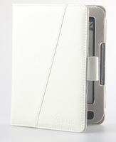 "Icarus C013WE 6"" Custodia a libro Bianco custodia per e-book reader"