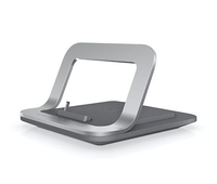 HP 18W Charging Stand Interno Active holder Argento