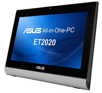 "ASUS ET 2020IUKI 2.3GHz G1610T 19.5"" 1600 x 900Pixel Nero PC All-in-one"