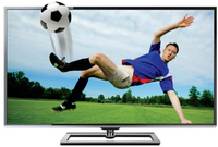 "Toshiba 58L7350UC 58"" Full HD Compatibilità 3D Wi-Fi Nero LED TV"