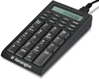 Kensington Notebook Keypad/Calculator Computer portatile USB Nero tastierino numerico