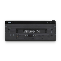Toshiba PA5117U-1PRP Nero replicatore di porte e docking station per notebook
