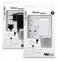 Bigben Interactive AC Adapter adattatore e invertitore