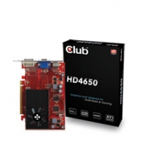 CLUB3D HD4650 1GB GDDR2
