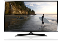 "Samsung UE60ES6100W 60"" Full HD Compatibilità 3D Smart TV Wi-Fi Nero LED TV"