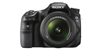Sony a SLT-A58 Kit fotocamere SLR 20.1MP CMOS 5456 x 3632Pixel Nero