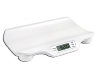 Topcom Digital Baby Scale 2010 Bilancia pesapersone elettronica Bianco