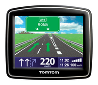 "TomTom ONE IQ Routes Edition Region Italy Fisso 3.5"" Nero navigatore"