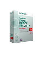 Kaspersky Lab Small Office Security Full license 10utente(i) 1anno/i Francese