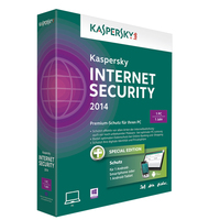 Kaspersky Lab Internet Security 2014 + Internet Security for Android Full license 1utente(i) 1anno/i Tedesca