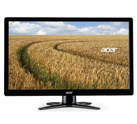 "Acer G6 G206HQL bd 19.5"" HD Nero monitor piatto per PC"