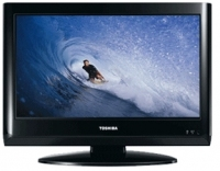 "Toshiba 22AV615DB 22"" HD Nero TV LCD"