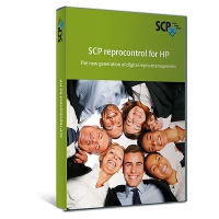 HP SCP reprocontrol for (1 printer)