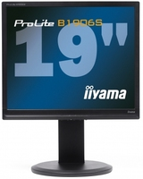 "iiyama ProLite B1906S-B1 19"" TN+Film Nero monitor piatto per PC"