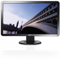 "DELL S2309W 23"" Full HD LCD/TFT Nero monitor piatto per PC"
