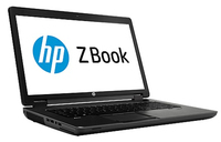 "HP ZBook 17 17.3"" 1920 x 1080Pixel Nero Workstation mobile"