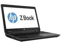 "HP ZBook E9X20AW 2.7GHz i7-4800MQ 15.6"" 1920 x 1080Pixel Nero Workstation mobile notebook/portatile"