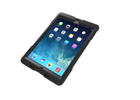 Kensington Custodia rinforzata BlackBelt 1° dan per iPad® Air - Nero