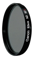 Canon ND8-L 52MM Filter 52mm