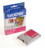 Brother LC51M magenta cartuccia d