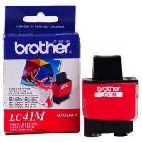 Brother LC41M magenta cartuccia d