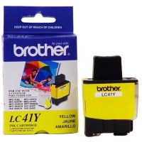 Brother LC41Y Giallo cartuccia d