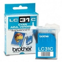Brother LC31C Ciano cartuccia d