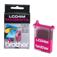 Brother LC04M magenta cartuccia d