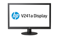 "HP V241a 23.6"" Full HD Opaco Nero monitor piatto per PC"